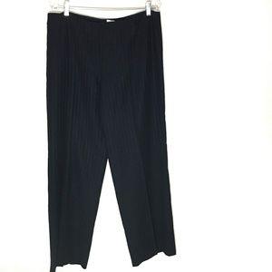 Armani Collezioni Striped Pants Size 12